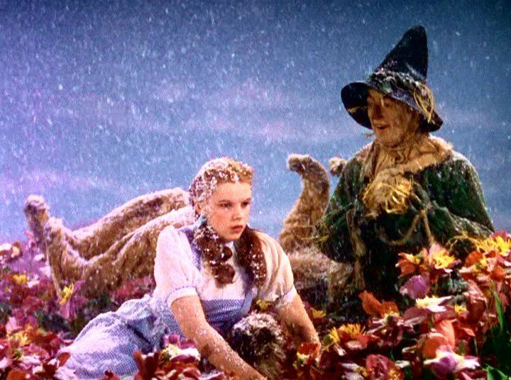 Unlikely Uses Of Asbestos Fake Snow And The Wizard Of Oz North
